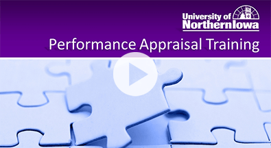 Performance Appraisal Training Session 1
