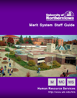 Merit Staff Guide Cover