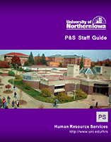 P&S Staff Guide Cover
