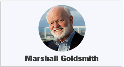 Speaker Marshall Goldsmith